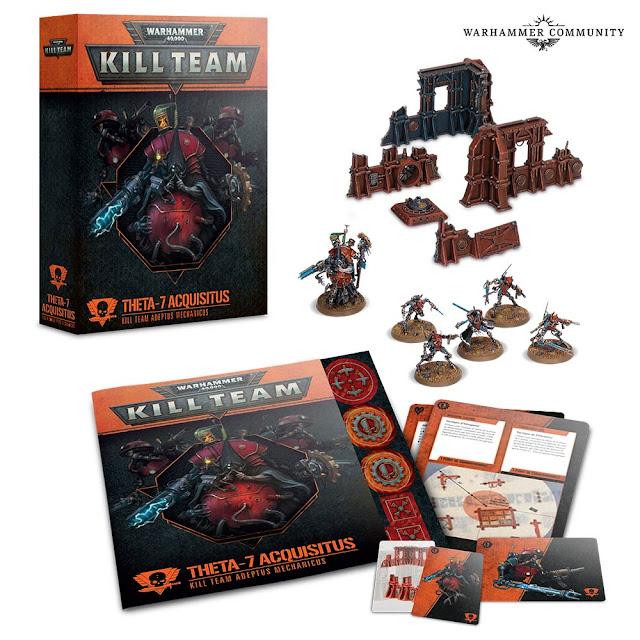 Kill Team Theta-7 Acquisitus