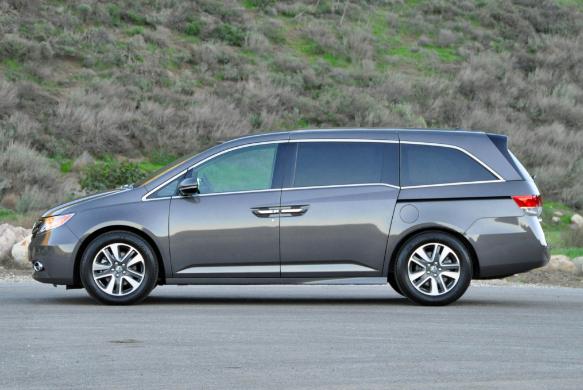 2016 Honda Odyssey Review