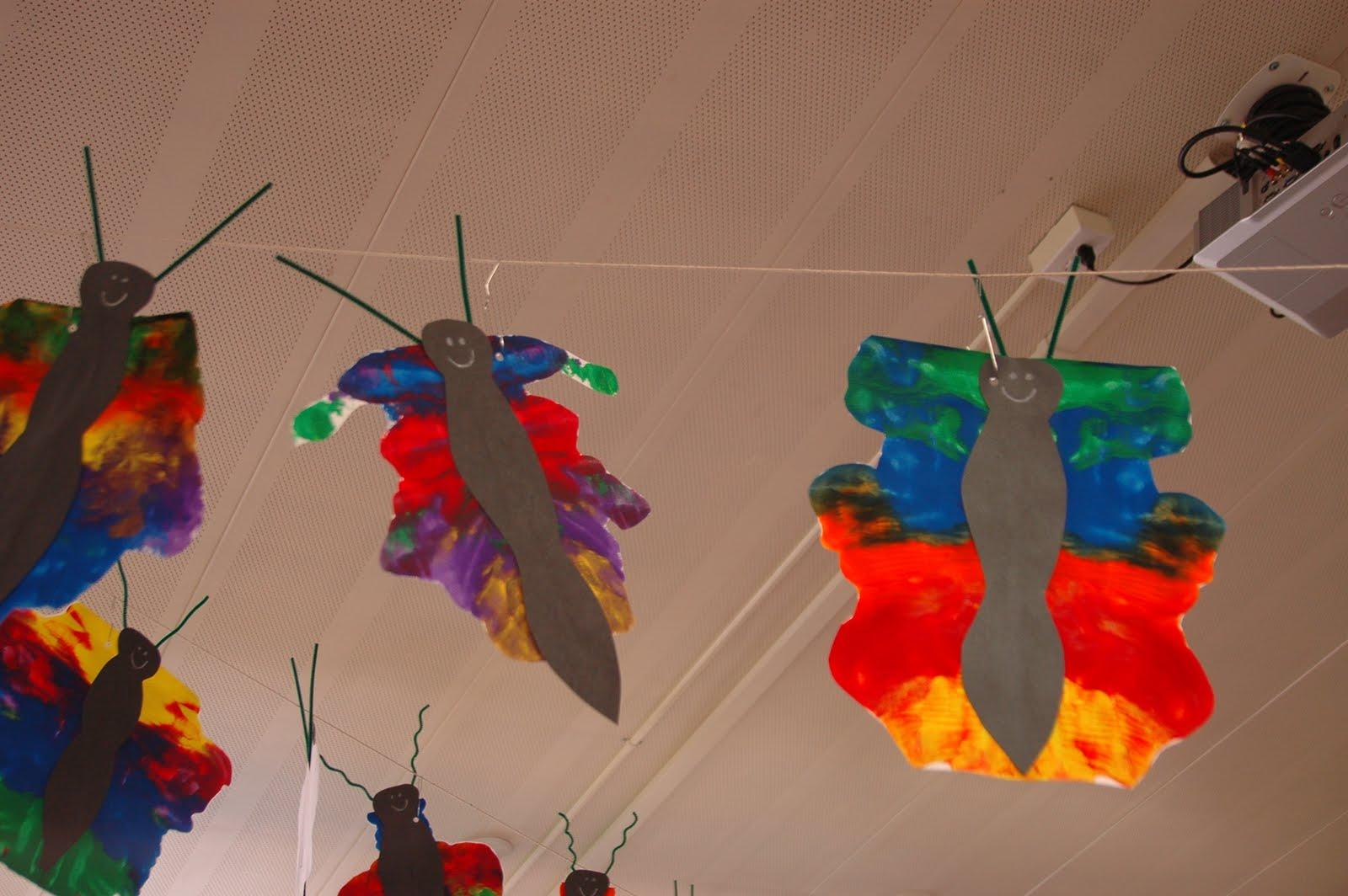 The Art Of Teaching A Kindergarten Blog Butterflies