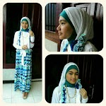 Set Suspender Tiedye ( Rok, Blus, Syal ) SOLD OUT