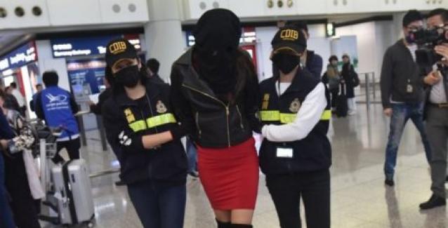 Επιστρέφει στην Ελλάδα το μοντέλο που κατηγορήθηκε για διακίνηση κοκαΐνης