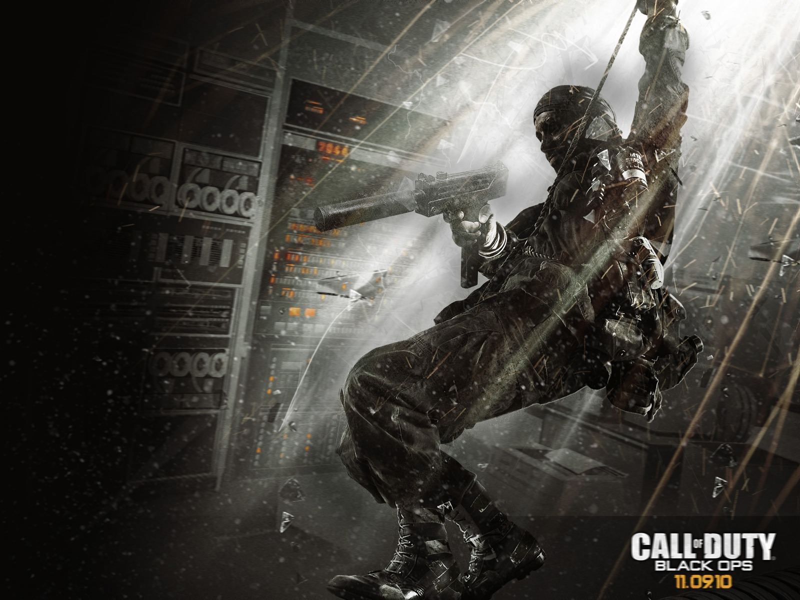 Call of Duty - Black OPS HD Wallpaper 1080p - HD Dock