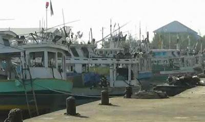Nelayan Banyuwangi dapat paket bantuan pemerintah.