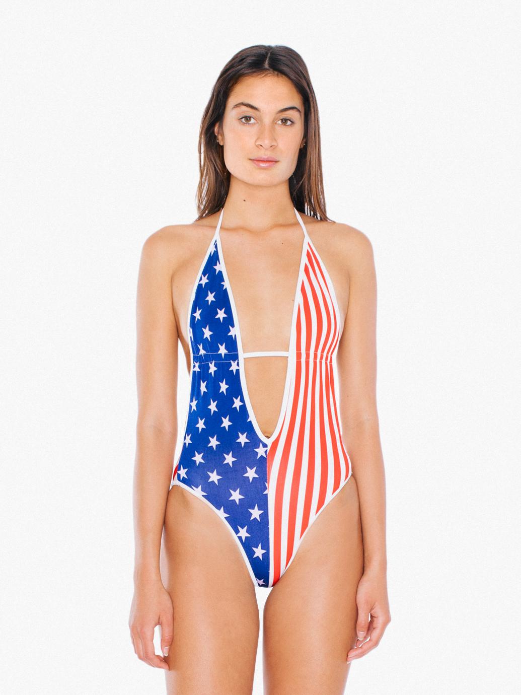 4th of July bikini
