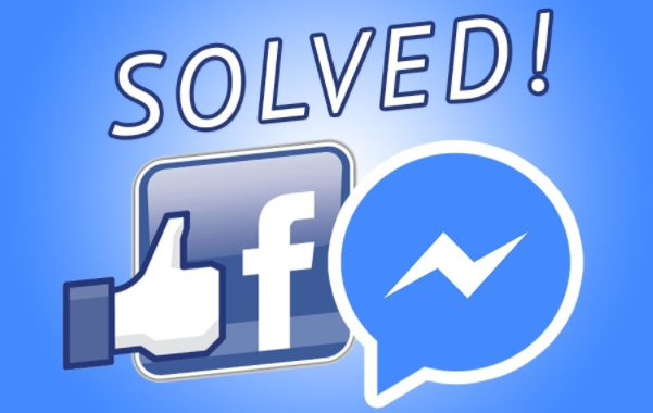 how to fix facebook messenger not working