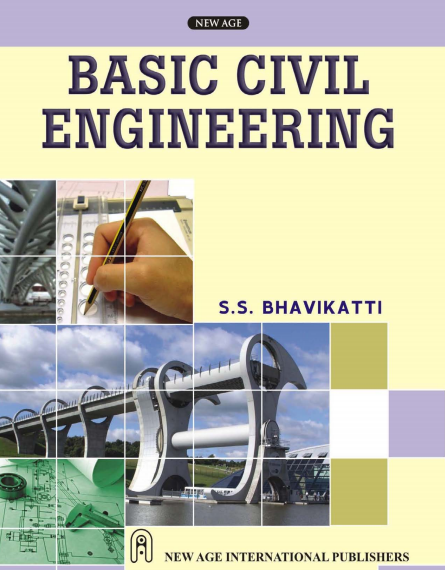 Book - Basic Civil Engineering by S.S. Bhavikatti-engineersdaily.com