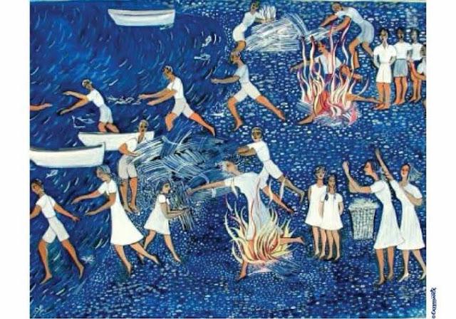 Αργολίδα: Αναβιώνουν το πανάρχαιο έθιμο του Κλήδωνα στην Ερμιόνη