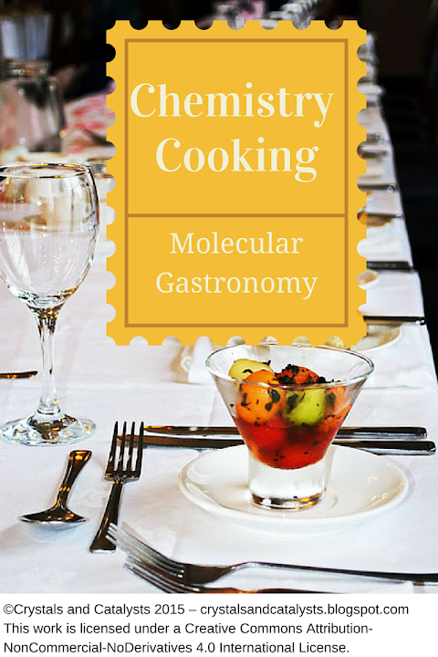 One of Chemistry's Finest Delicacies | Molecular Gastronomy
