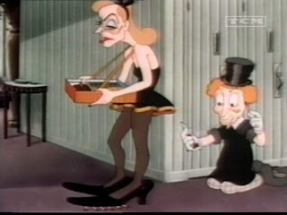 Thelma Todd Movie Stars In Cartoons