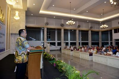 Gubernur M.Ridho Ficardo Targetkan Lampung 10 Besar di PON 2020