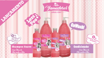 shampoo less poo yama