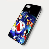 Custom Case Doraemon