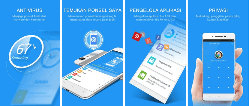 360 Security Android Terbaik