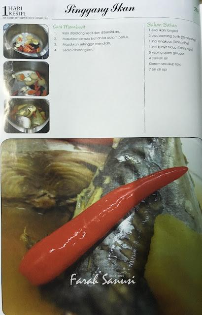Resepi Singgang Ikan