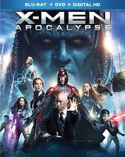 X-Men Apocalypse [2016] [BD25] [Latino] [Oficial]