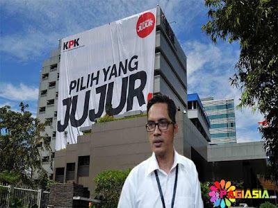 KPK Mengatakan Terdapat Label Halal dari Berbagai Negara di Stempel yang Telah Disita Petugas
