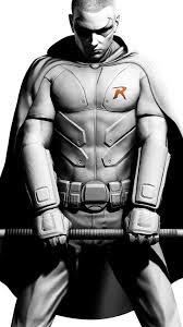 Batman Arkham Mobile Wallpaper