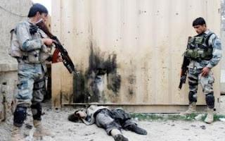 العراق :عمليات الانبار قتل 255 ارهابي من داعش بالهجمات الأخيرة على المحافظة
