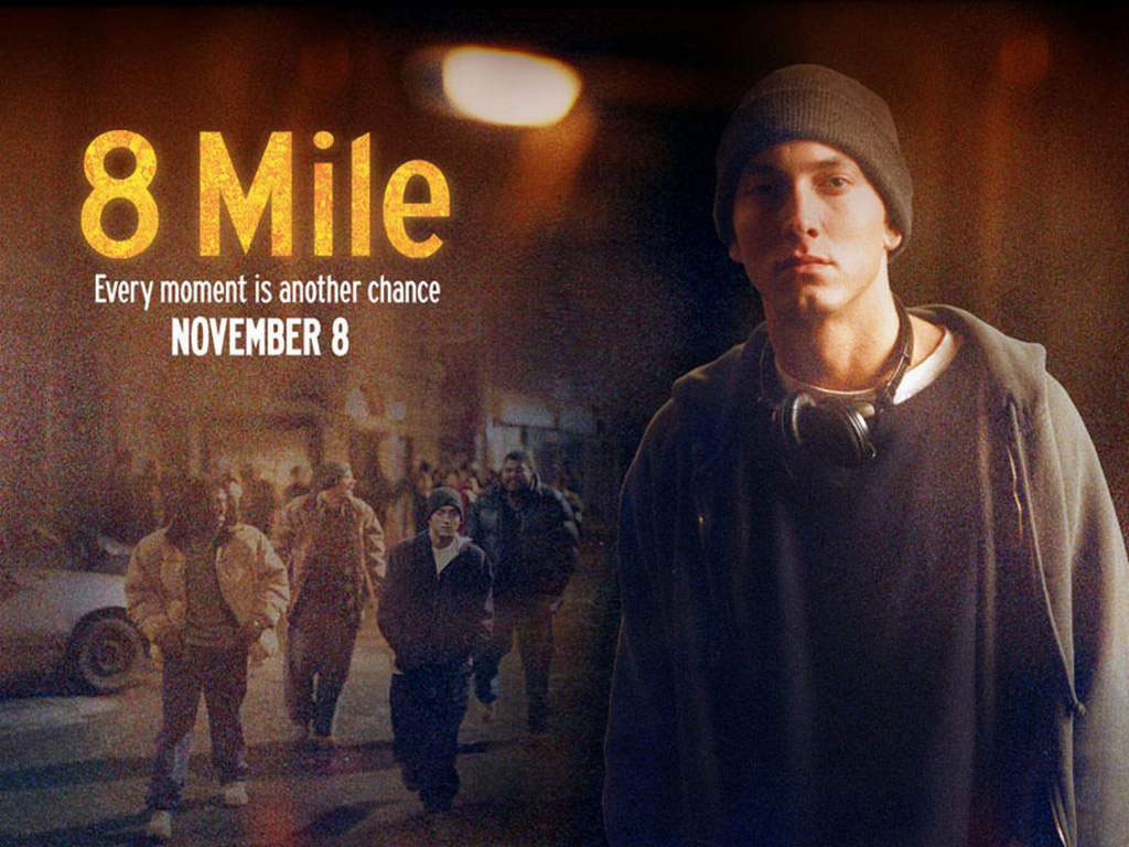 G C W: 8Mile Movie Wallpapers.