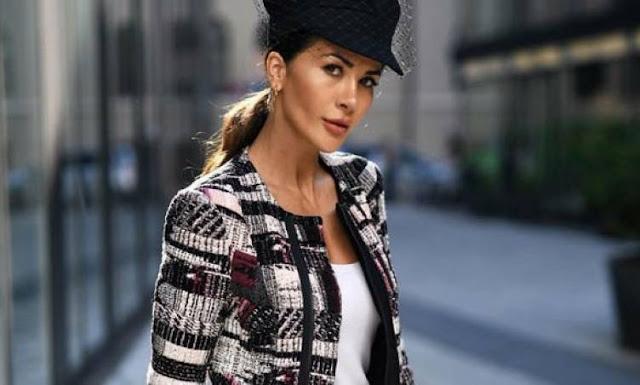احدث موضة ملابس شتاء 2019 الجليتر - سيدتي