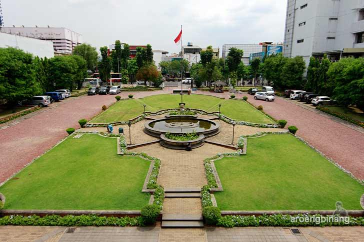 stichting cadeu indonesia gedung arsip nasional