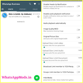WhatsApp Business Plus v8.0.0