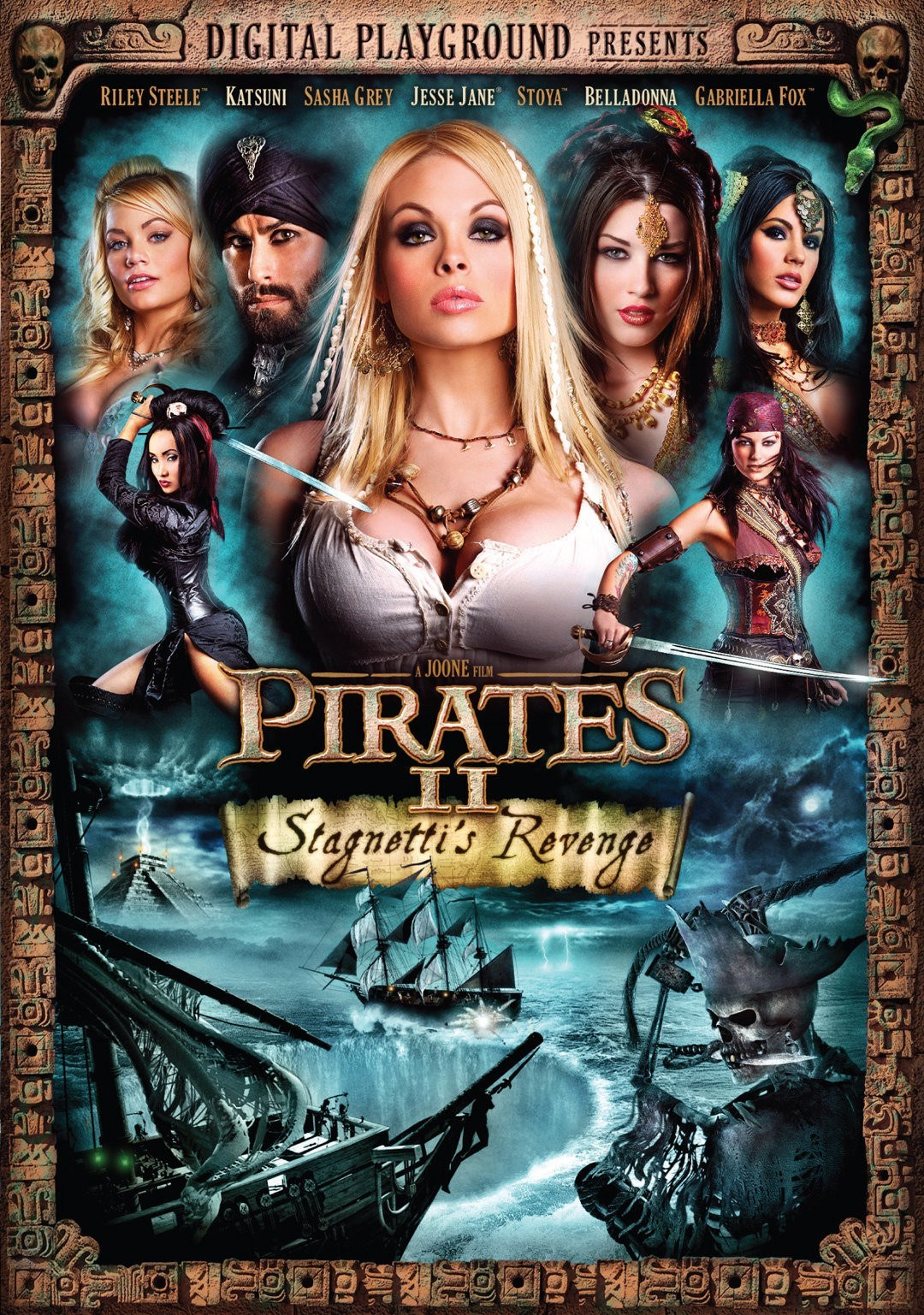 Pirates sex scene — photo 10