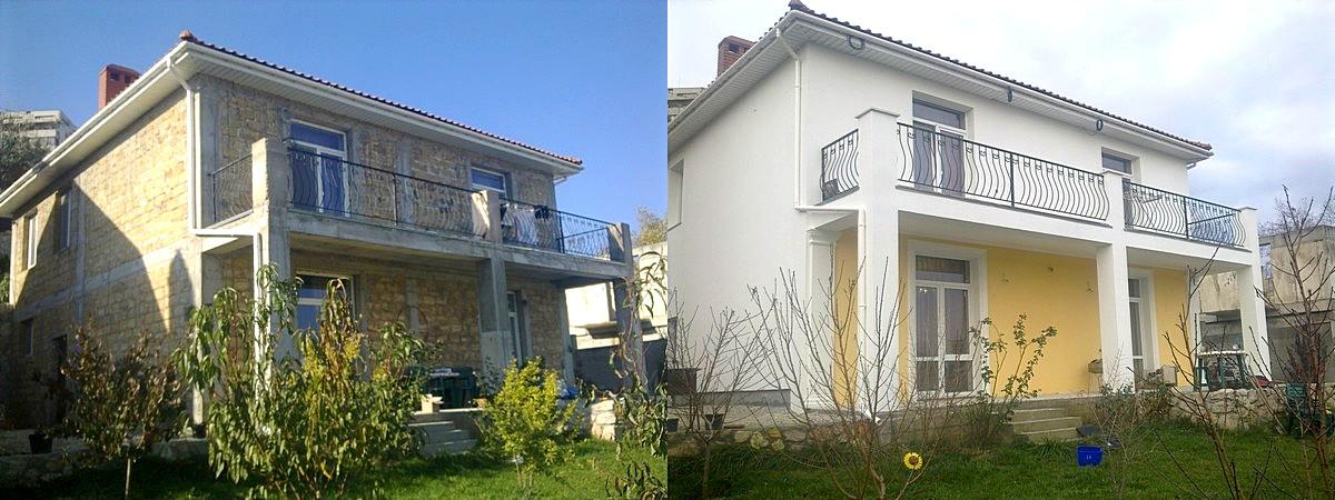 Утепление фасадов Севастополь цена