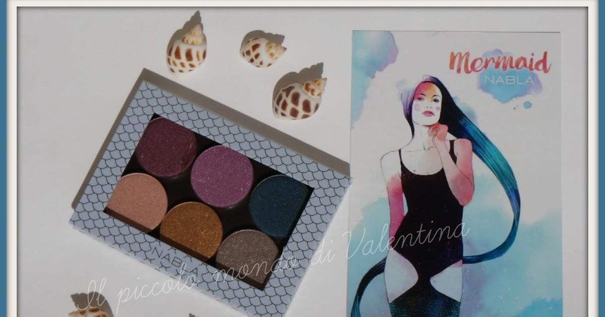 Il piccolo mondo di valentina review mermaid collection nabla cosmetics - Diva crime closer ...