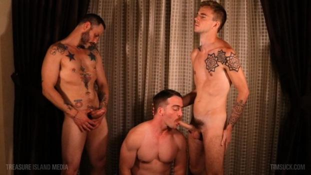Nate Stetson, Gunner Jaxon & Sam Bridle