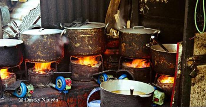 Phú Thọ: Rùng rợn kỳ án nấu xương người thành cao