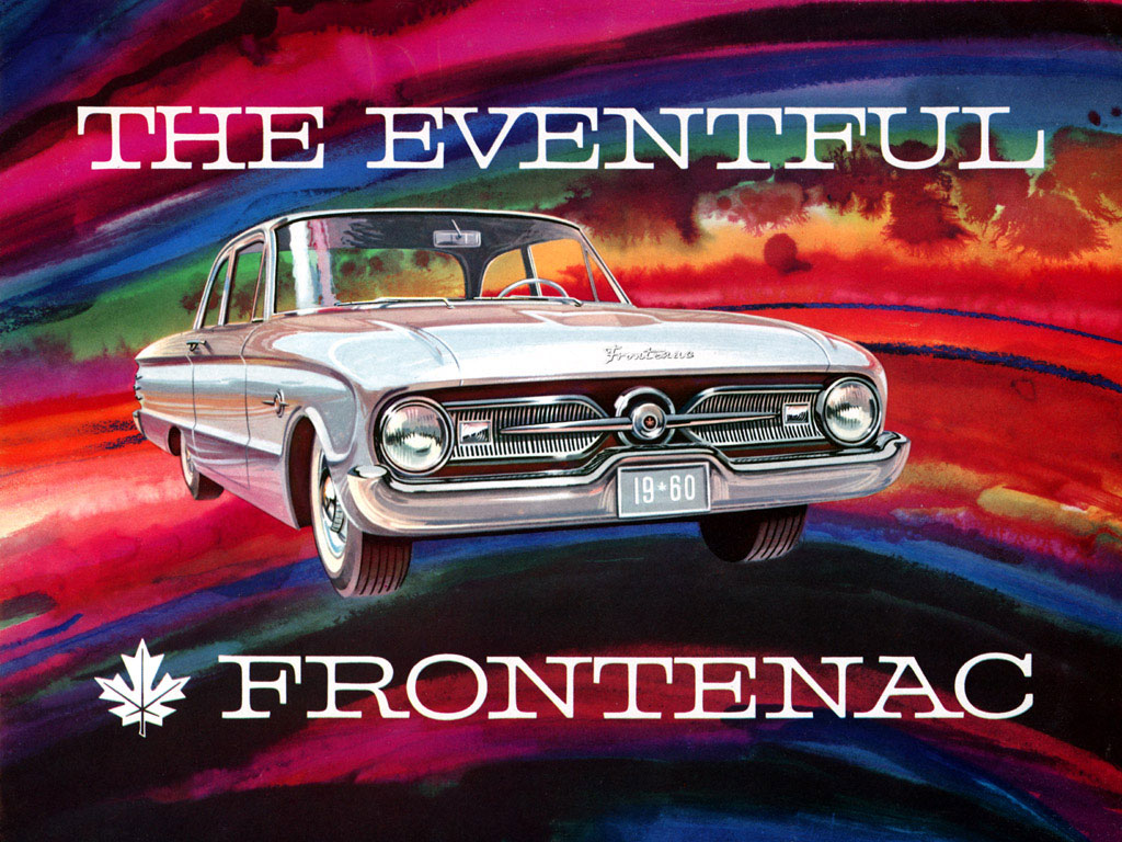 Old Cars Canada: 1960 Frontenac