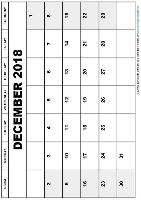 december-month-printable-blank-calendar-2018