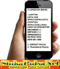Daftar Master Dealer Sinka Pulsa Goldlinkpulsa Eraautorefill Loketppobbukopin murah Jabodetabek Jabar Jateng Jatim Bali Madura