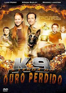 K-9: A Lenda do Ouro Perdido - HDRip Dublado