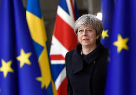 Brexit Defeat Britain's PM Theresa May- may resign.