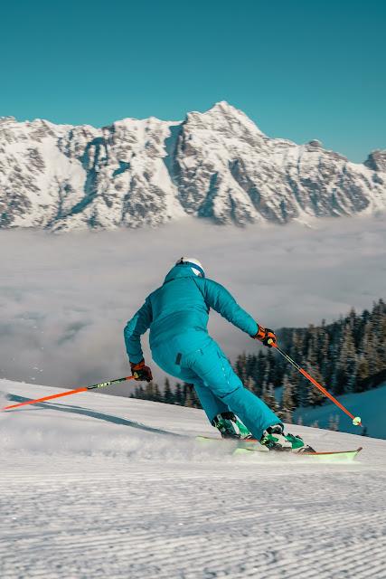 Skifahren in Saalfelden-Leogang  Entdecker im SalzburgerLand 02