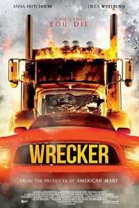 Wrecker 2015 English Movie Download Free 720p HEVC 400MB