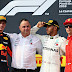 HAMILTON DOMINATES PAUL RICARD, VETTEL COLLIDES WITH BOTTAS