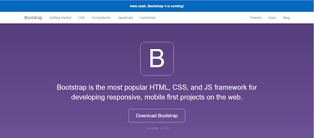 belajar bootstrap