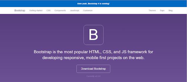 Alasan Mengapa Kamu Harus Belajar Menggunakan Bootstrap