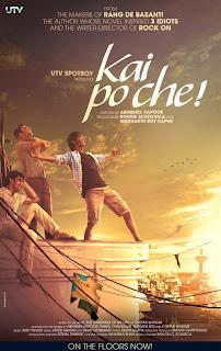 Kai Po Che! 2013 Watch Online Free Download Full Movie