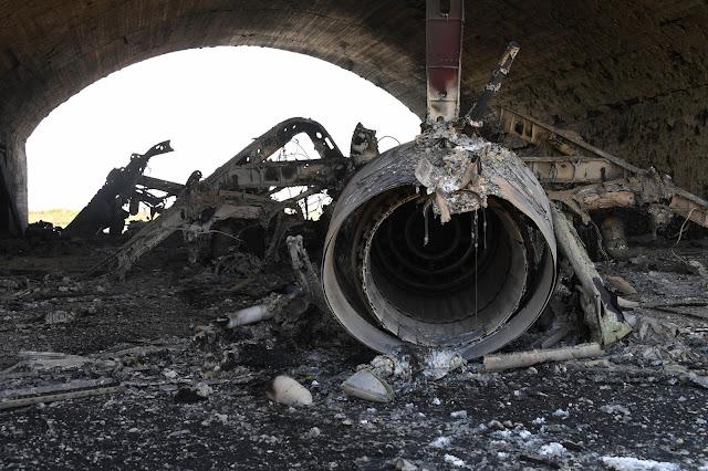 Shayrat Missile Strike