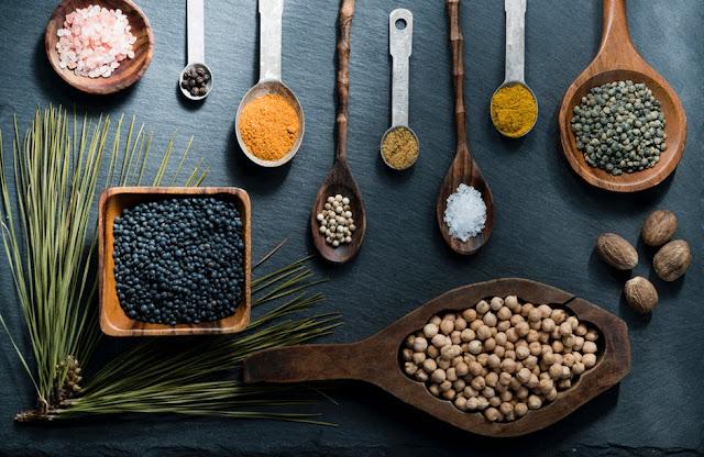 10 Rempah Herbal Untuk Kecantikan dan Kesehatan Khususnya Sebagai Bahan Diet