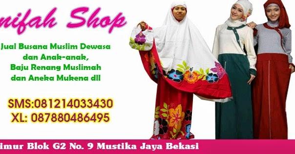 Banner Baju Muslim Galeri Hijab