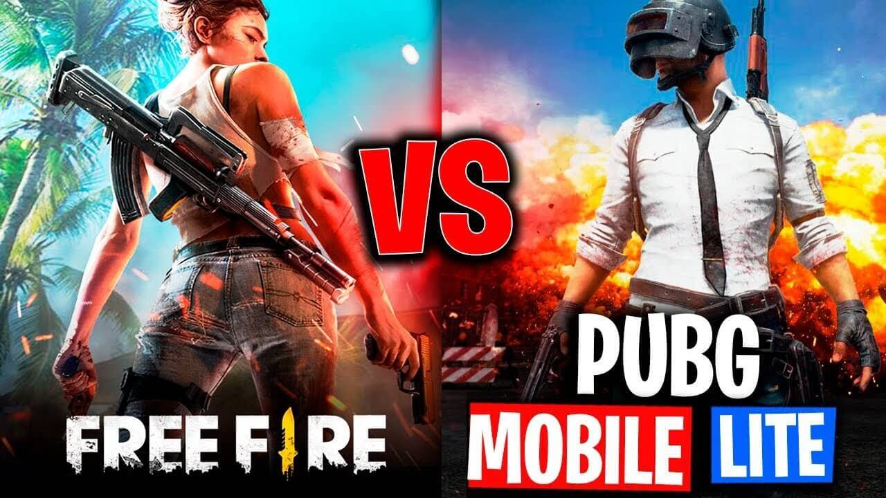 Pubg Vs Free Fire Image Hd Hack Pubg Mobile 100