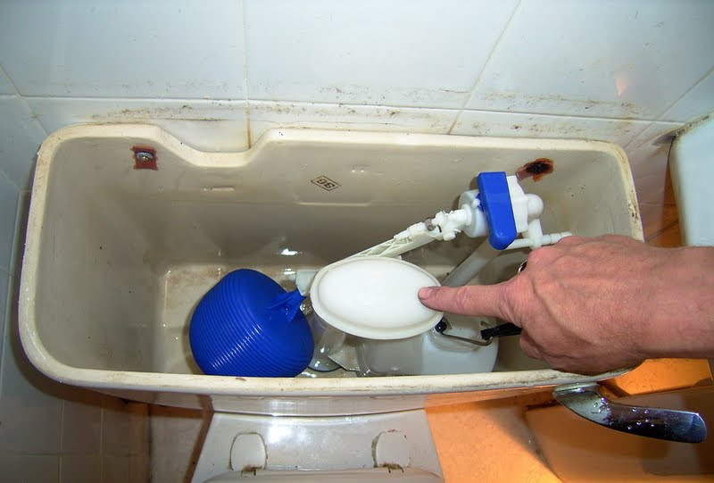 Jock Of All Trades How To Replace The Diaphragm In A Toilet