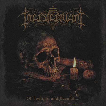 indesiderium of twilight and evenfall black metal USA satanath records