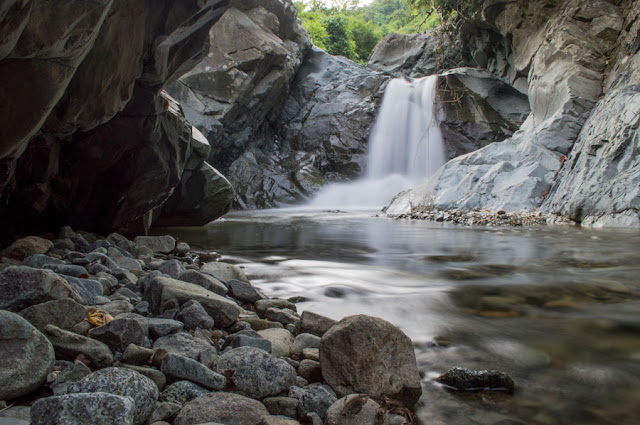 Pias Falls in Tarlac - Its Secret
