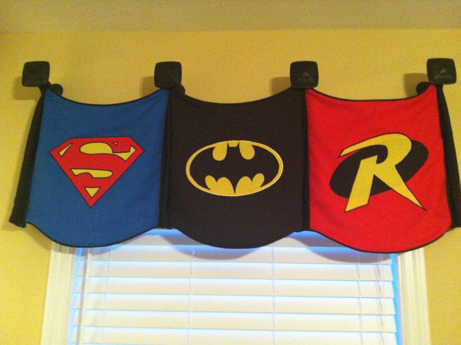 busydade fatherhood uncensored superhero bedroom